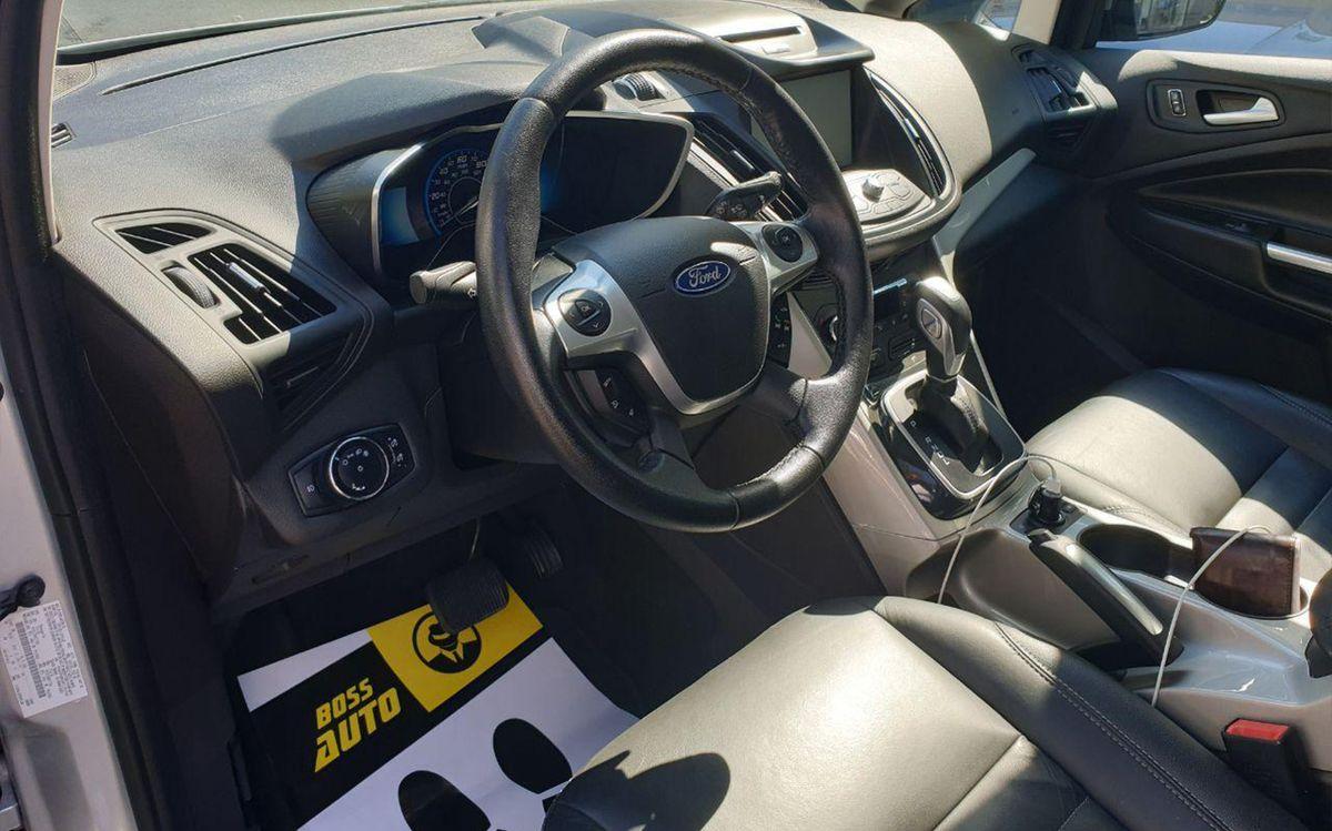 Ford C-Max 2014 фото №15