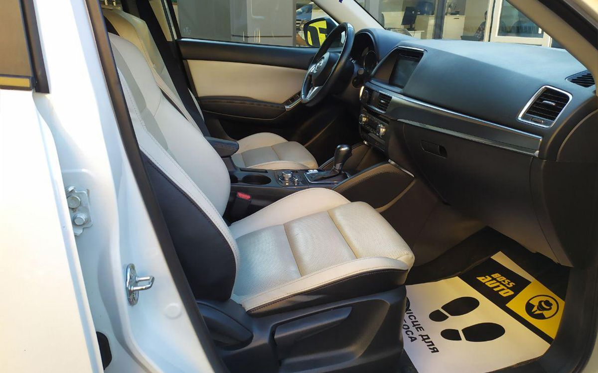 Mazda CX-5 2015 фото №12