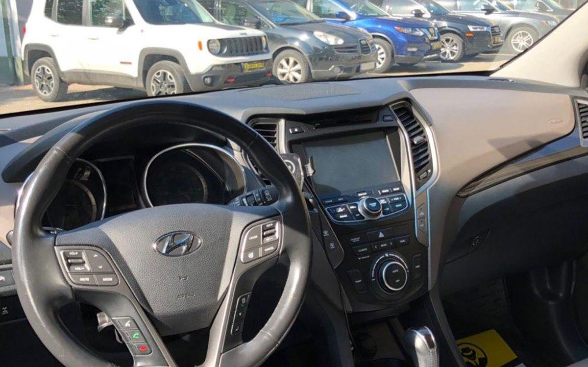Hyundai Santa FE 2014 фото №12