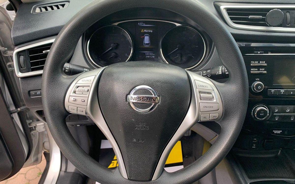 Nissan Rogue 2015 фото №15