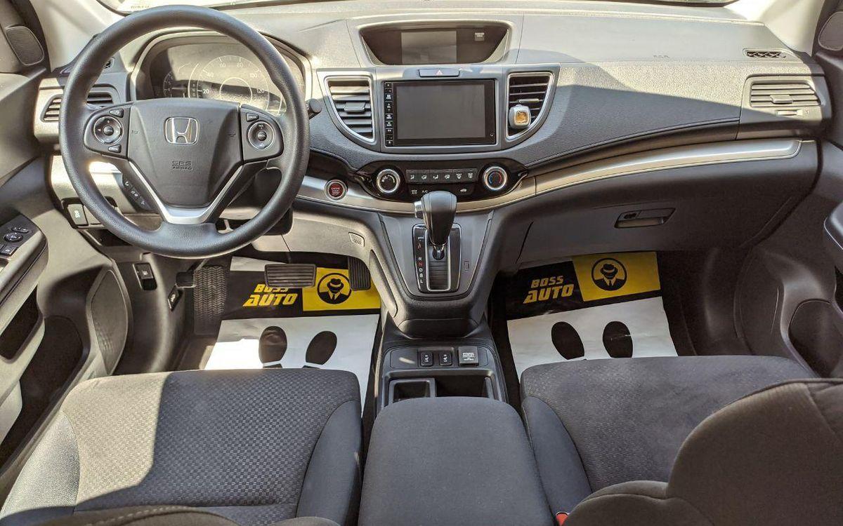 Honda CR-V 2016 фото №10