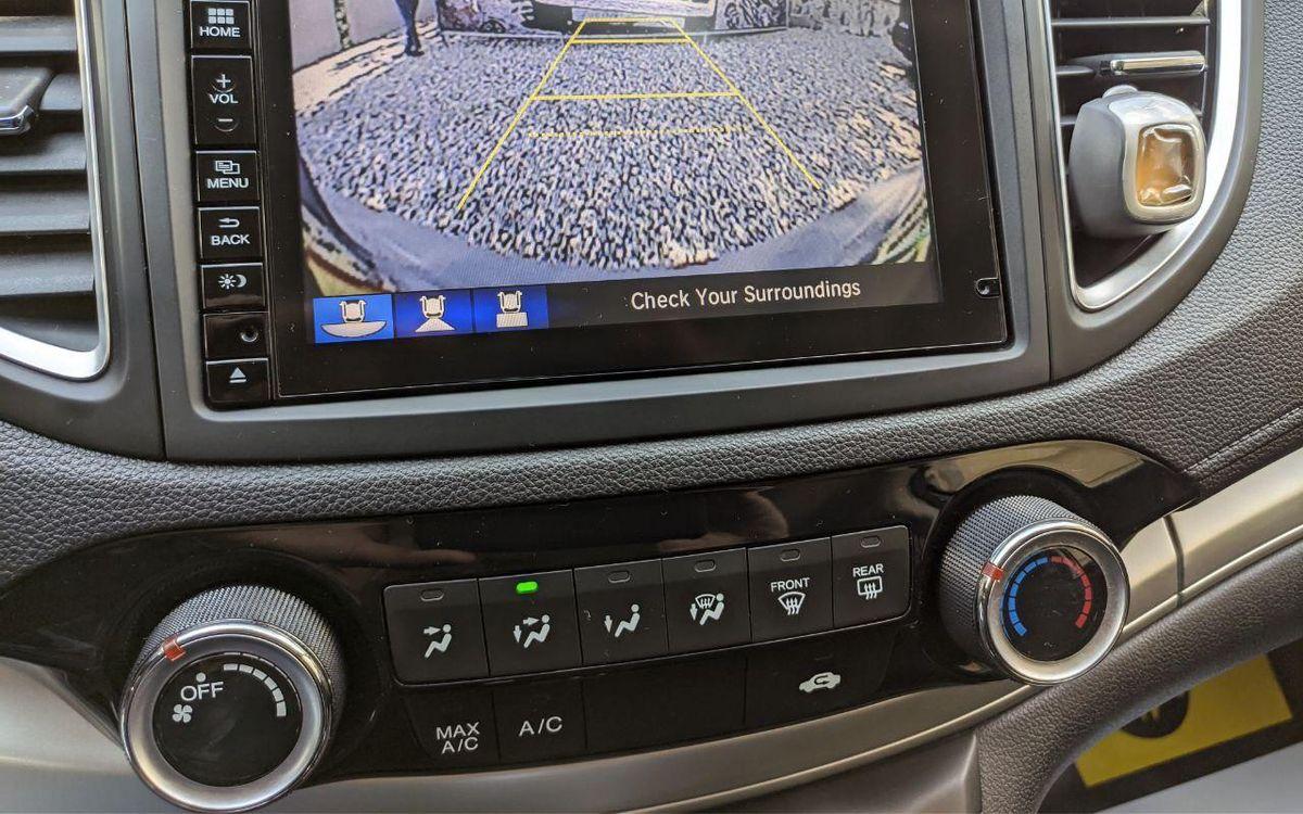 Honda CR-V 2016 фото №12