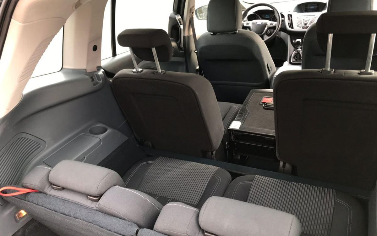 Ford C-Max 2011 фото №16