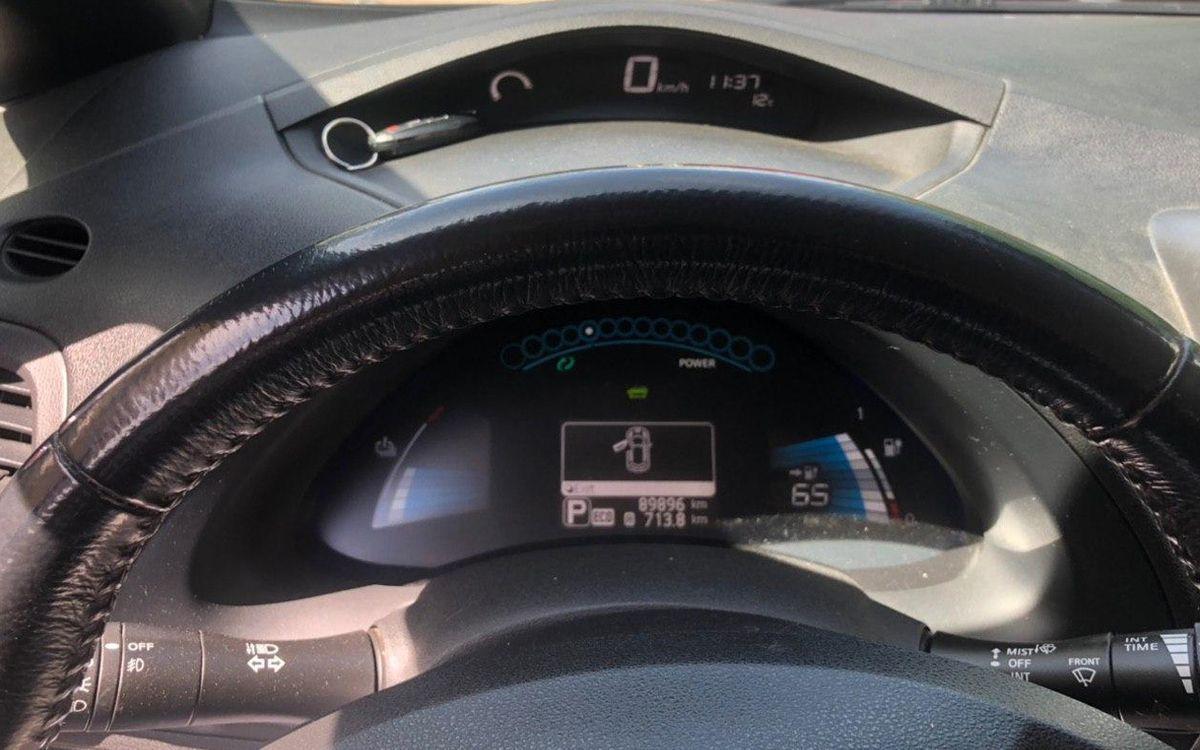 Nissan Leaf 2013 фото №16