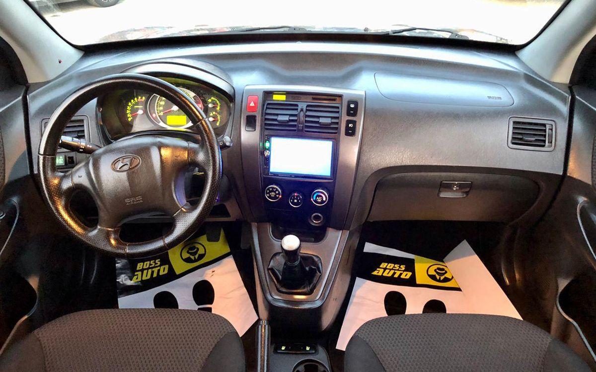 Hyundai Tucson 2011 фото №10