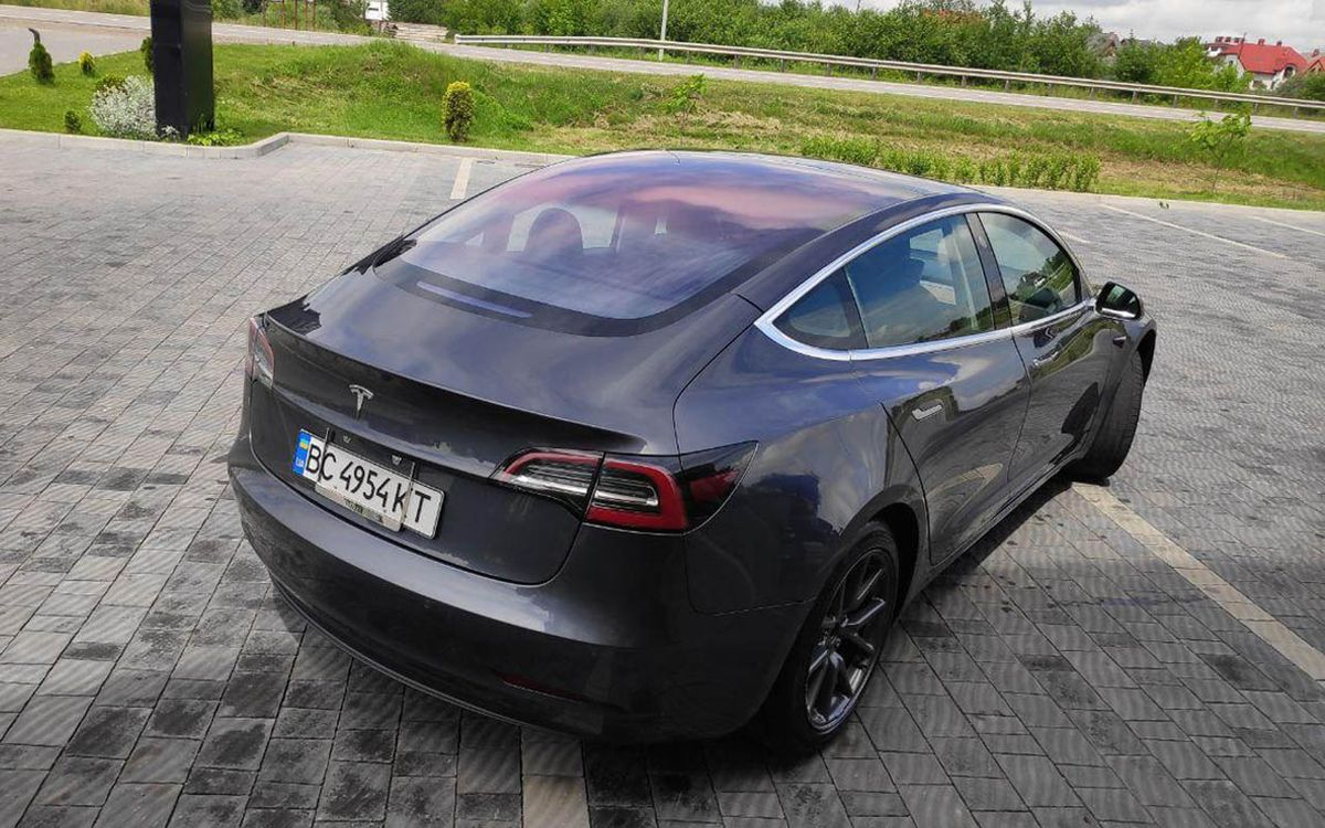 Tesla Model 3 Long Range 2018 фото №6
