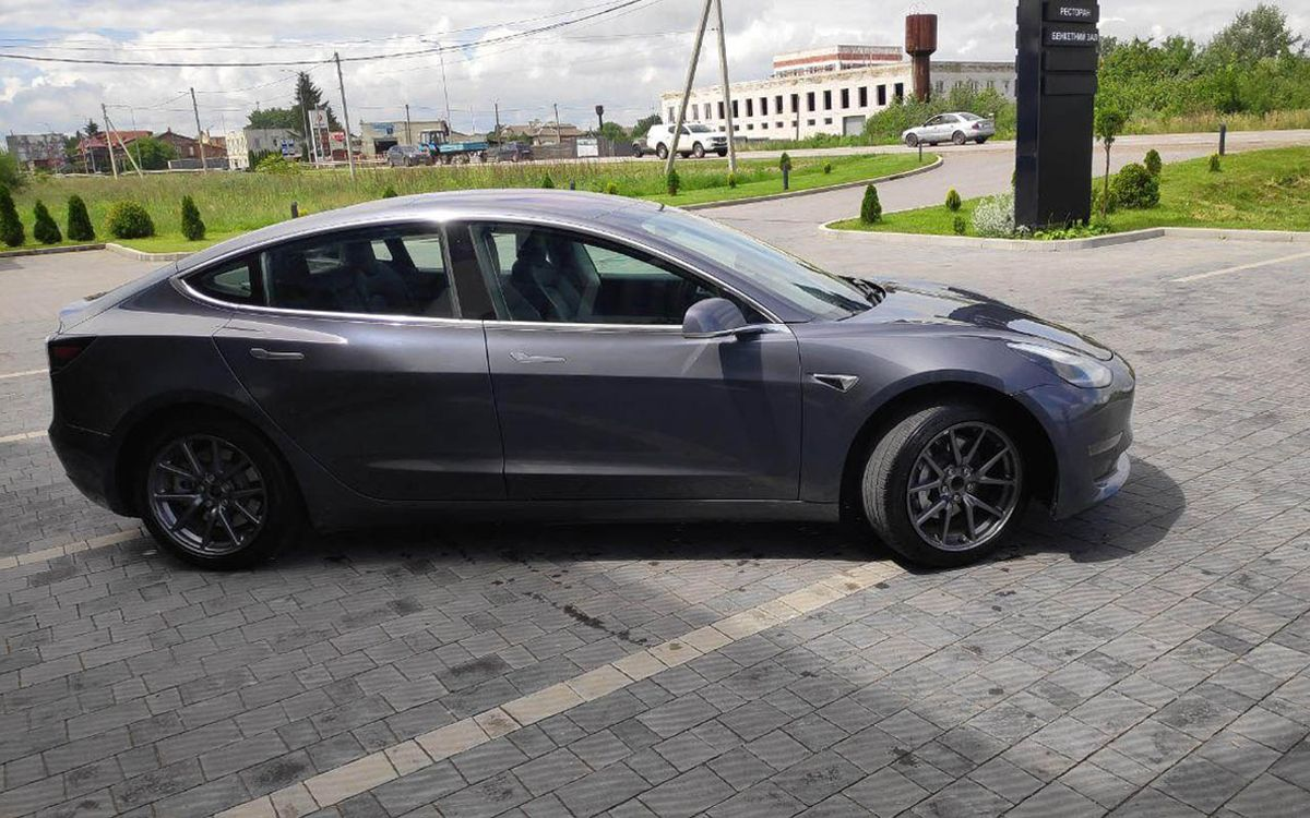 Tesla Model 3 Long Range 2018 фото №7