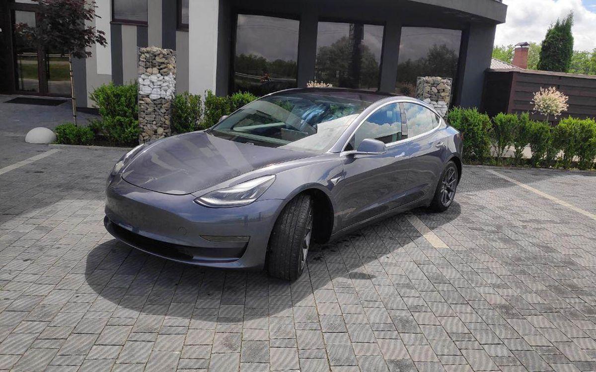 Tesla Model 3 Long Range 2018 фото №8