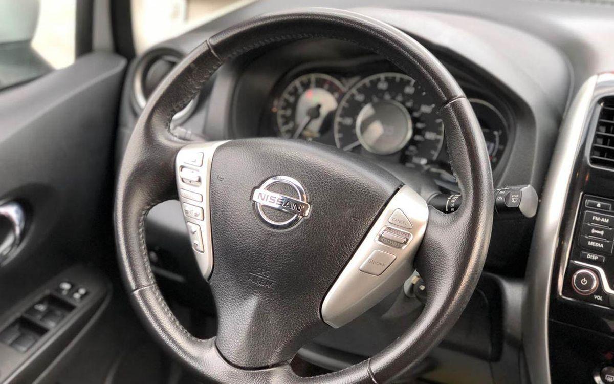 Nissan Versa Note 2015 фото №13