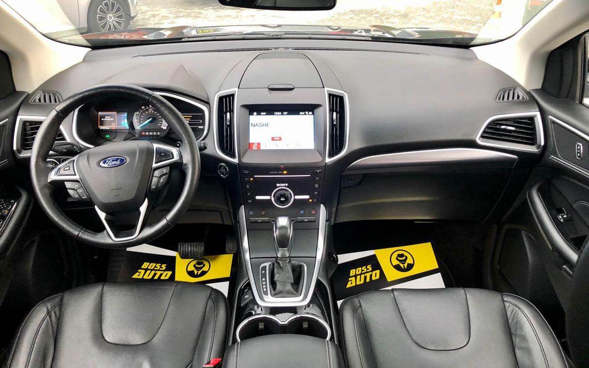 Ford Edge Titanium 2016 фото №12