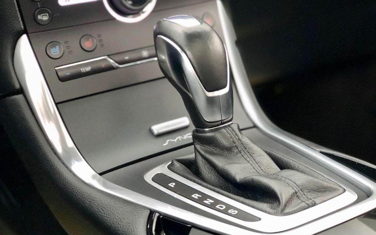 Ford Edge Titanium 2016 фото №14