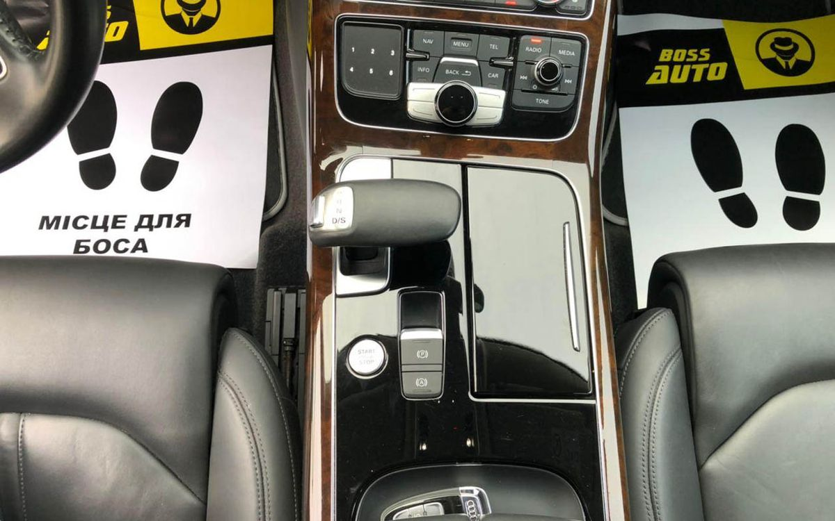 Audi A8 2016 фото №20