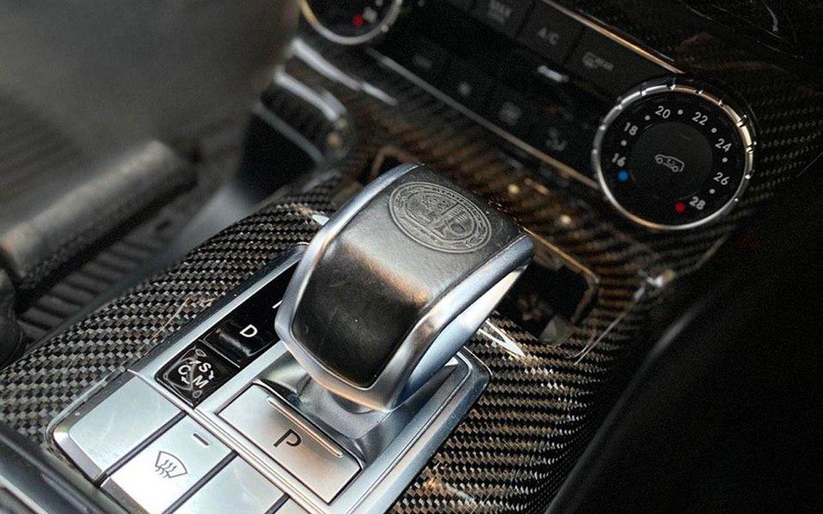 Mercedes-Benz G 63 AMG 2014 фото №16