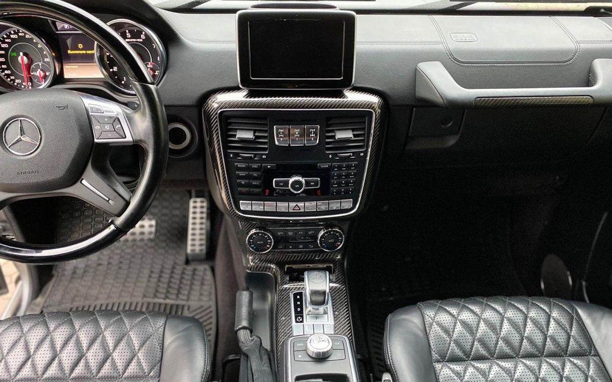 Mercedes-Benz G 63 AMG 2014 фото №18