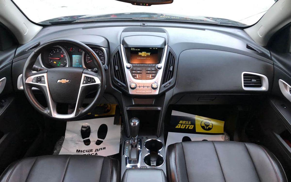 Chevrolet Equinox LT 2017 фото №12