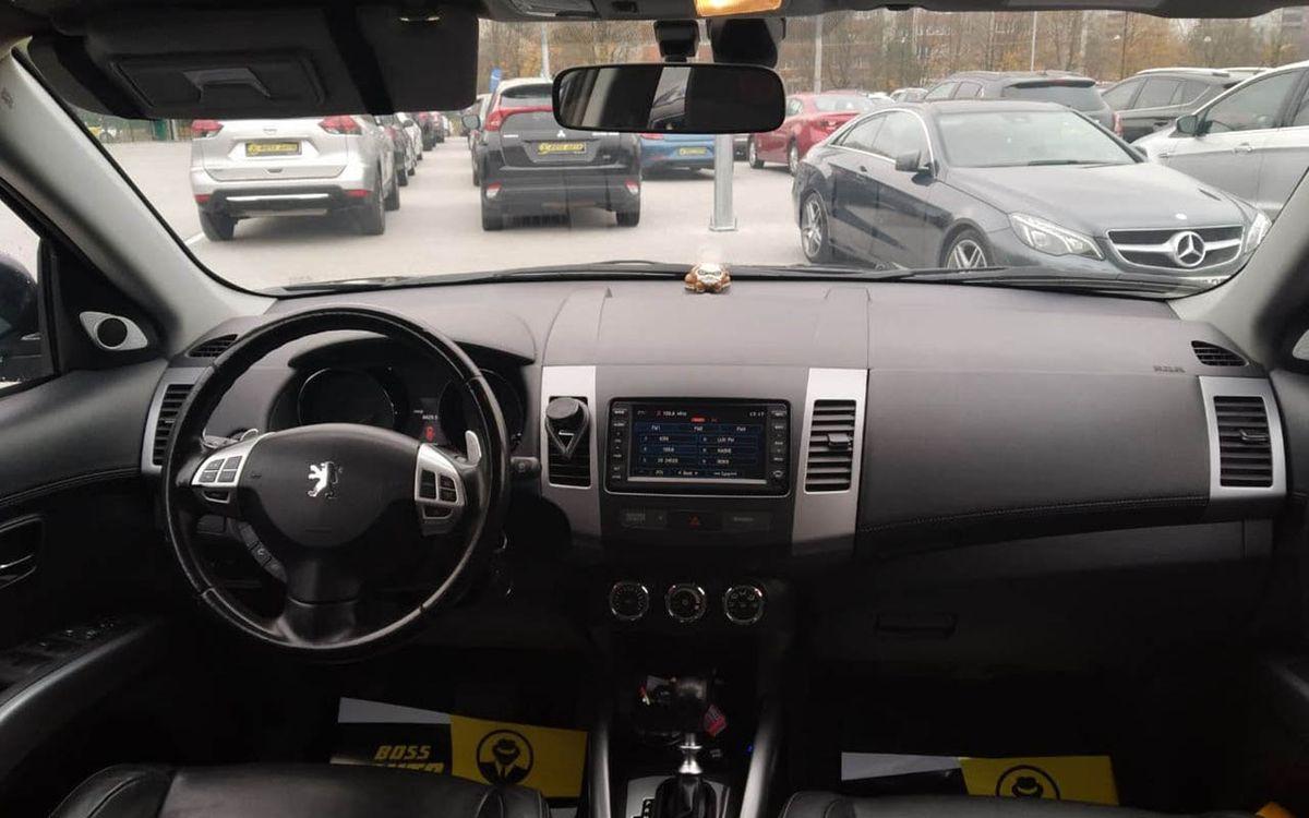 Peugeot 4007 2012 фото №8