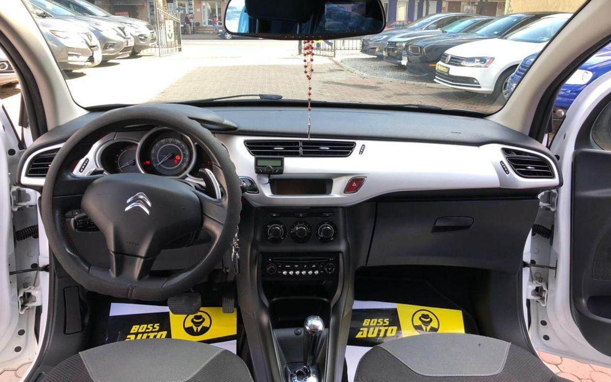 Citroen C3 2012 фото №11