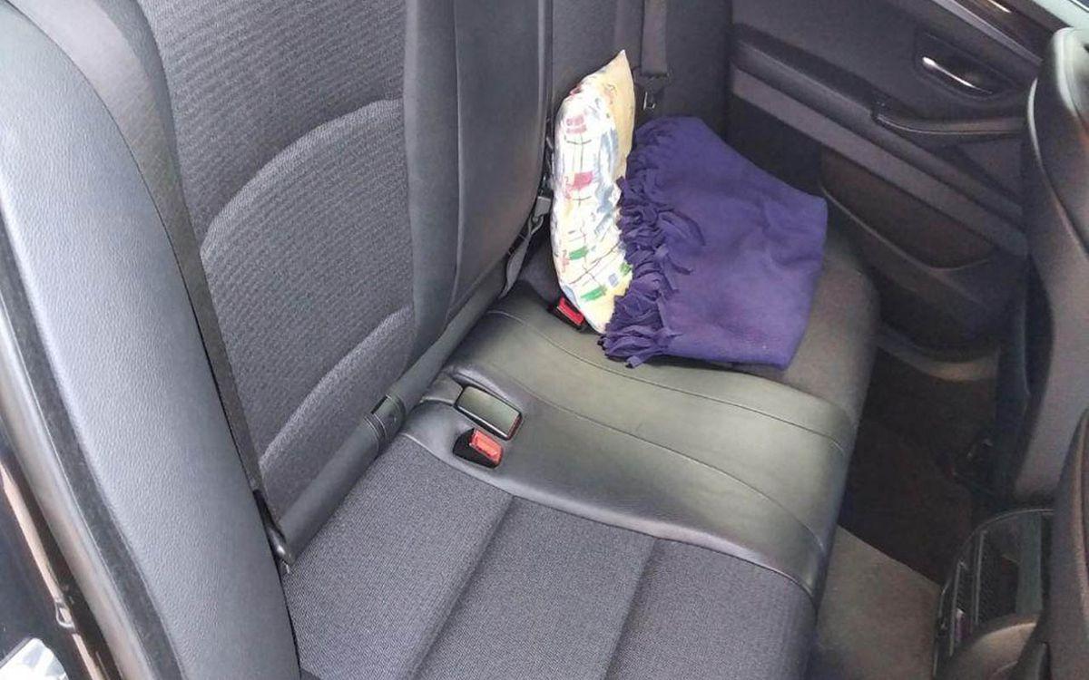 BMW 525 2012 фото №19