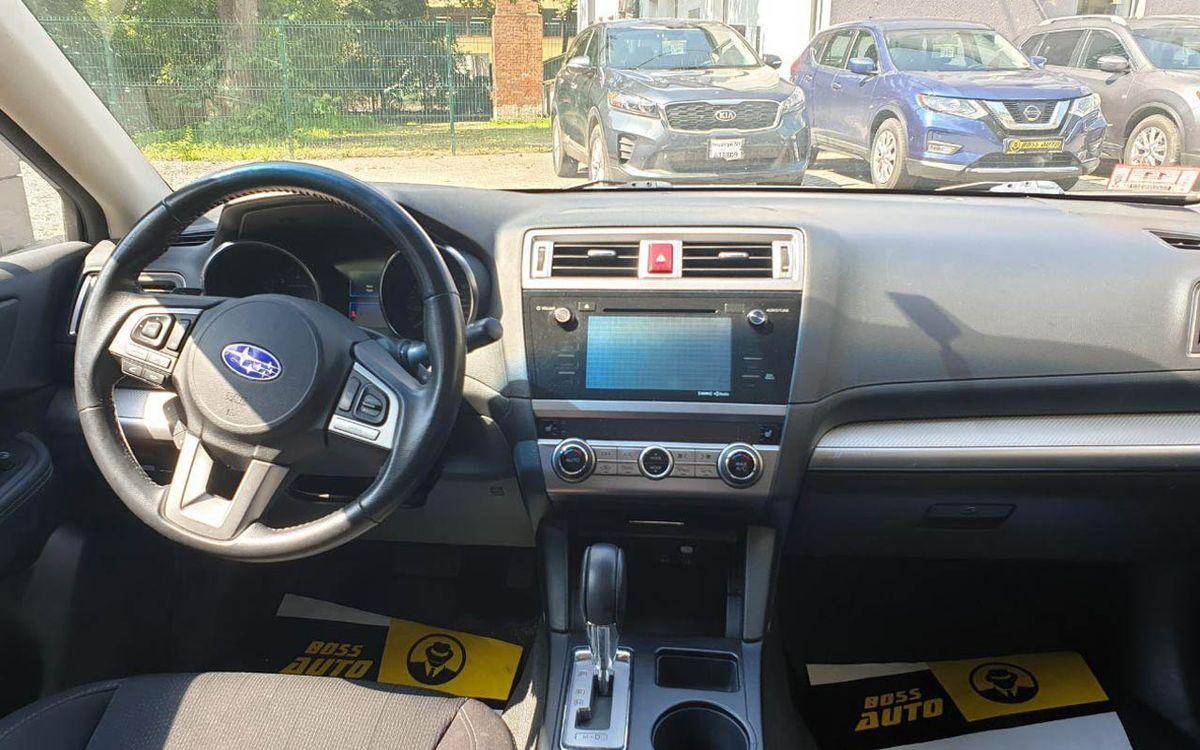 Subaru Legacy 2015 фото №11