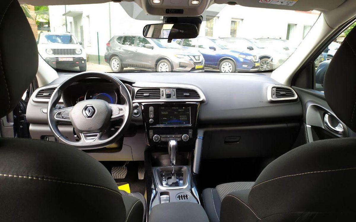 Renault Kadjar 2016 фото №17