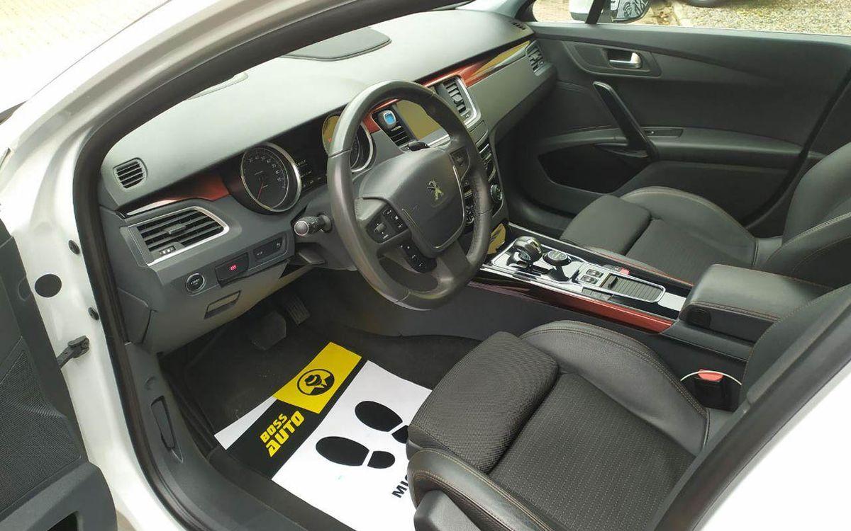 Peugeot 508 2015 фото №11