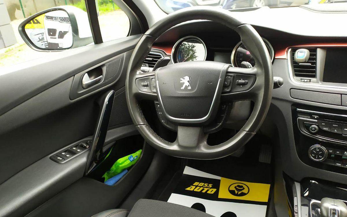 Peugeot 508 2015 фото №15