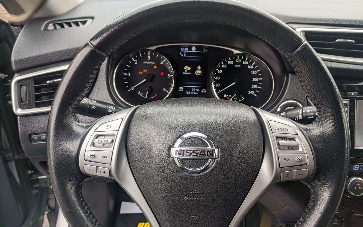 Nissan Rogue X-TRAIL 2014 фото №14