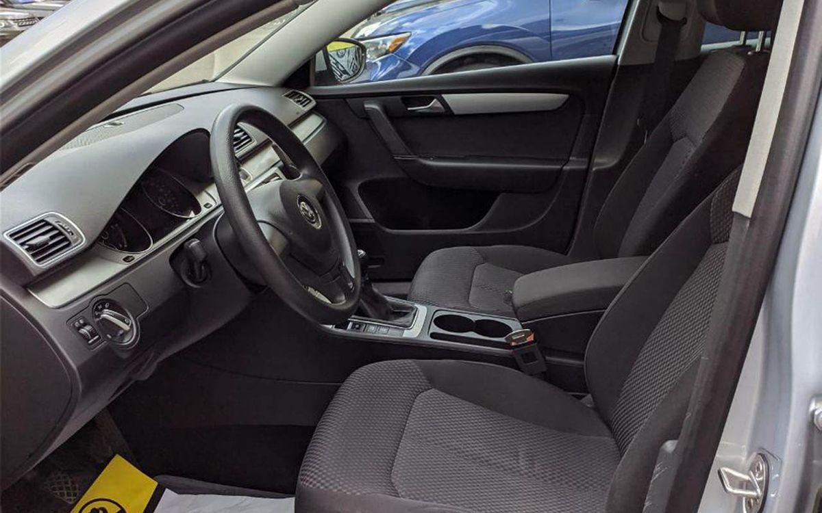 Volkswagen Passat B7 2013 фото №8