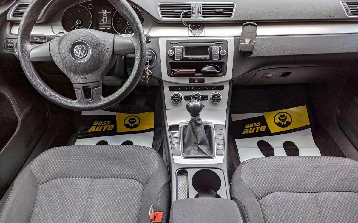 Volkswagen Passat B7 2013 фото №11