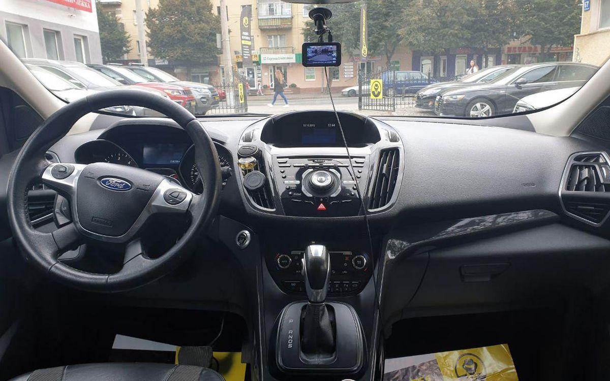 Ford Kuga 2015 фото №10