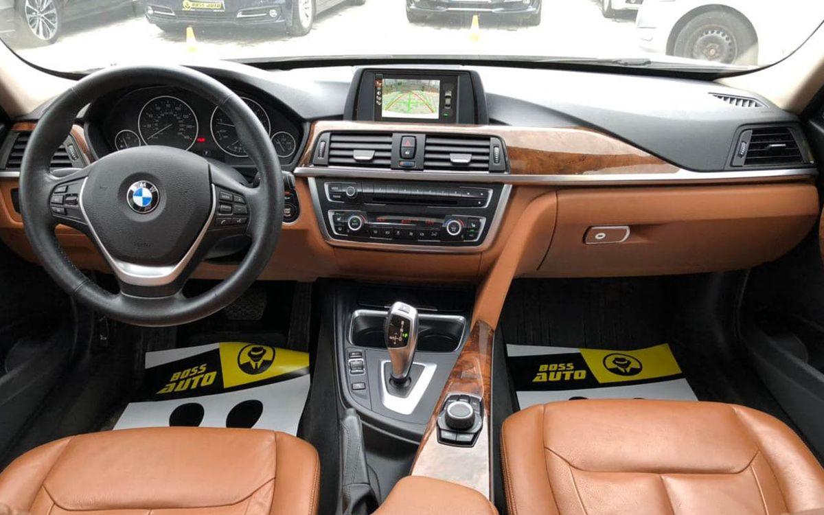 BMW 328 2013 фото №14