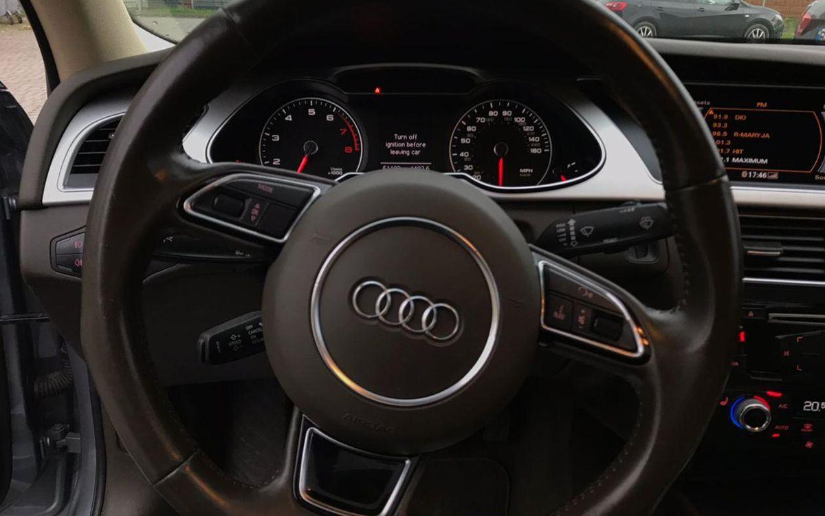 Audi A4 2015 фото №16