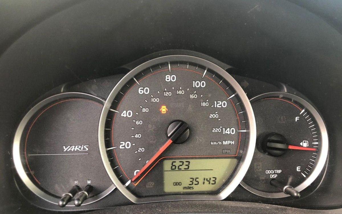 Toyota Yaris 2012 фото №12