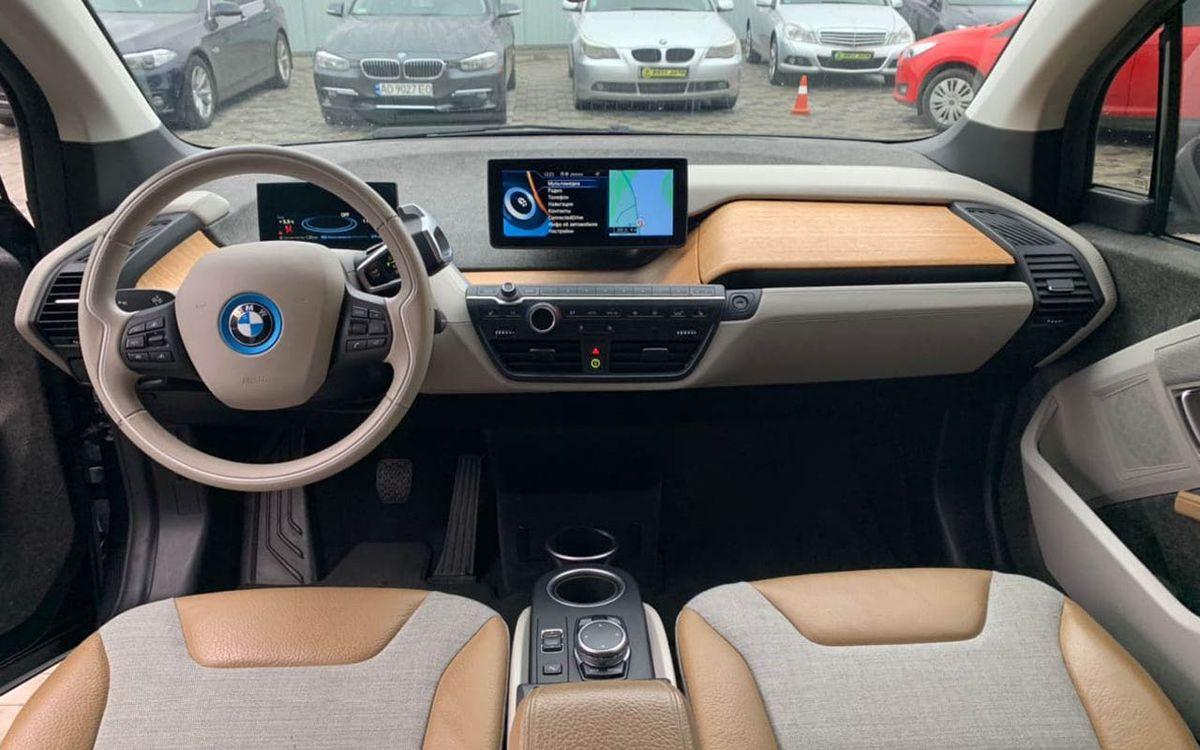 BMW I3 REX 2015 фото №13