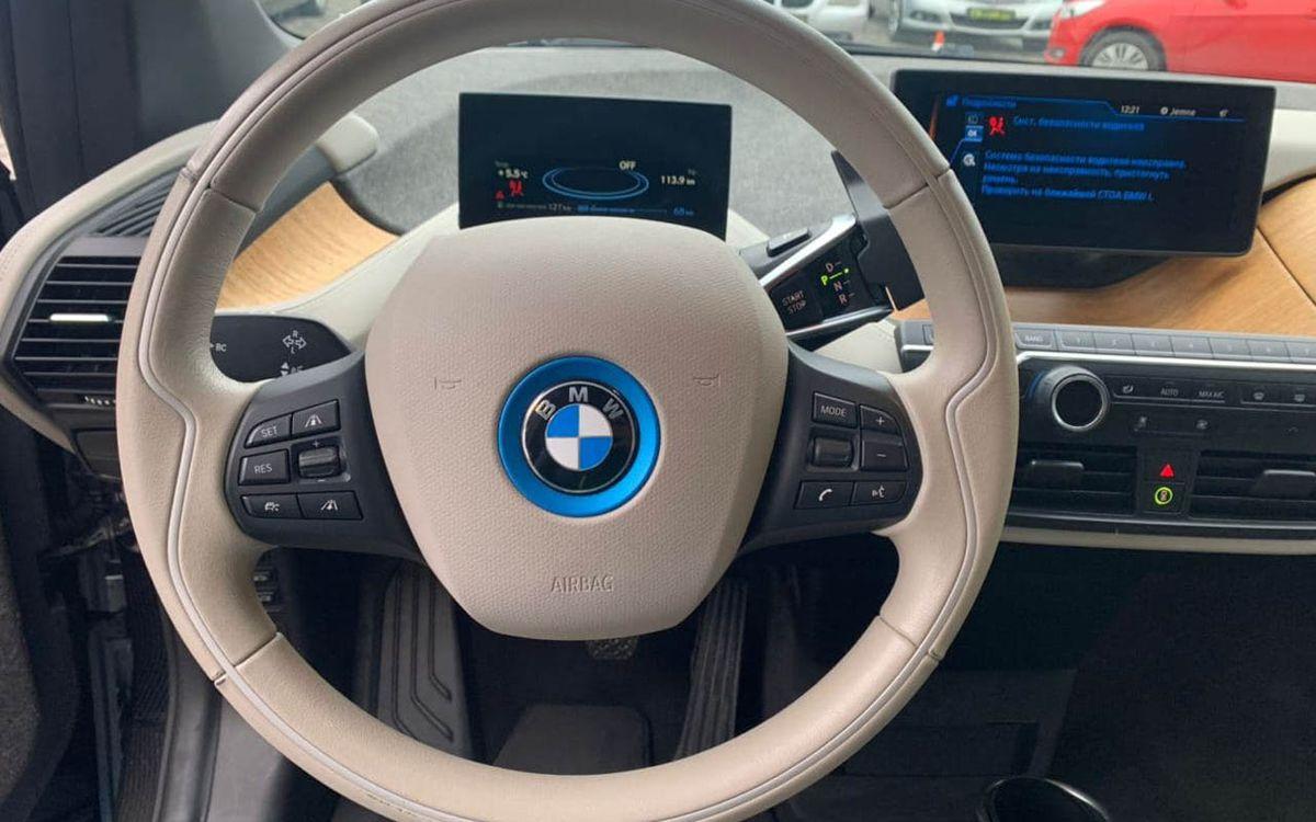 BMW I3 REX 2015 фото №14