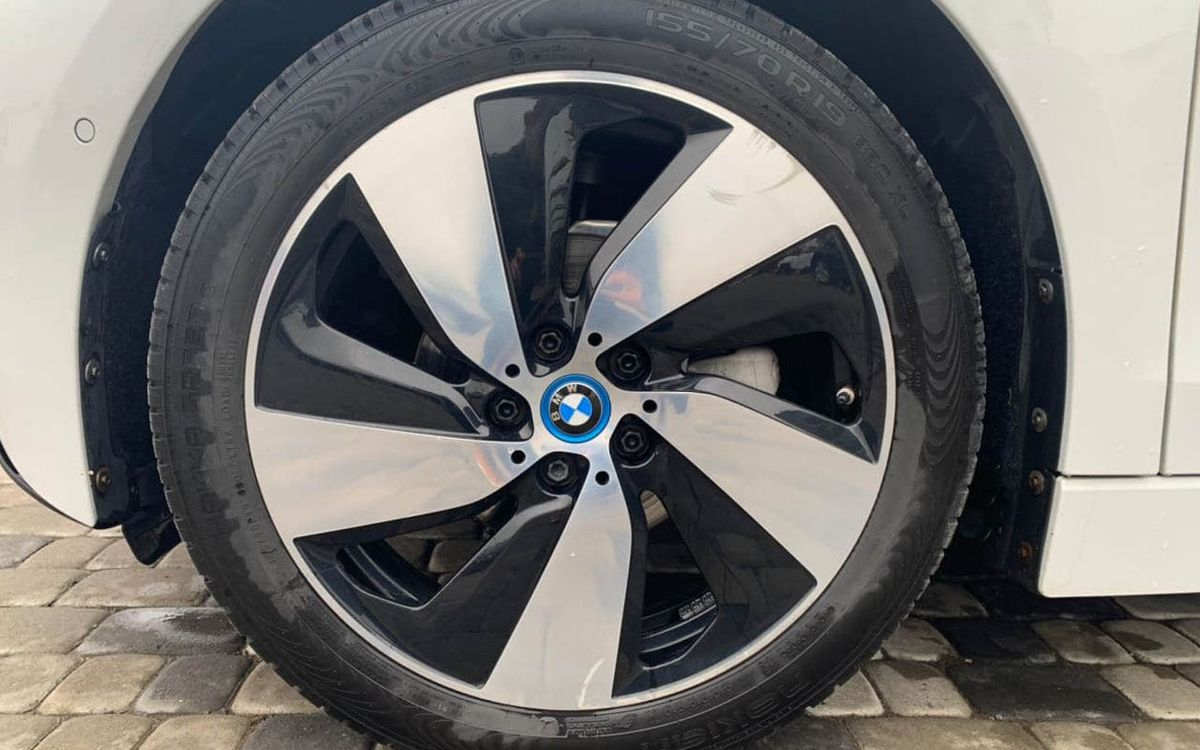 BMW I3 REX 2015 фото №17