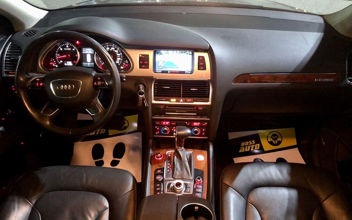 Audi Q7 Premium Plus 2013 фото №9