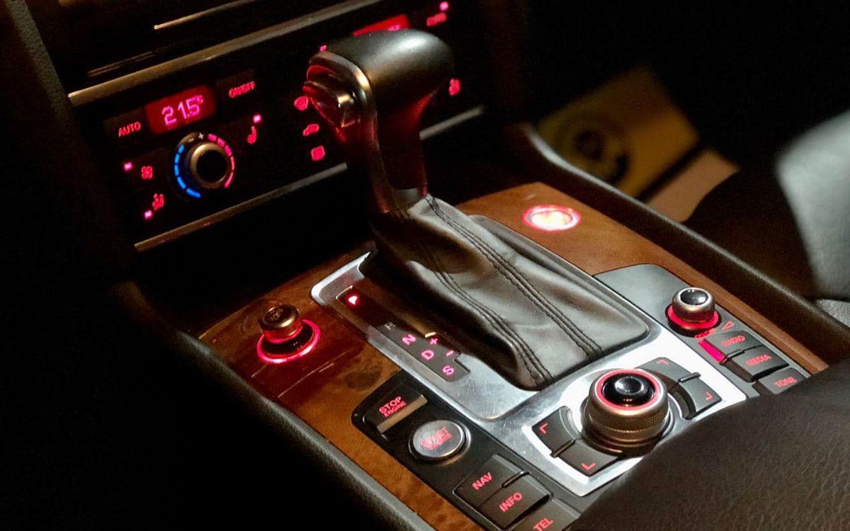 Audi Q7 Premium Plus 2013 фото №11