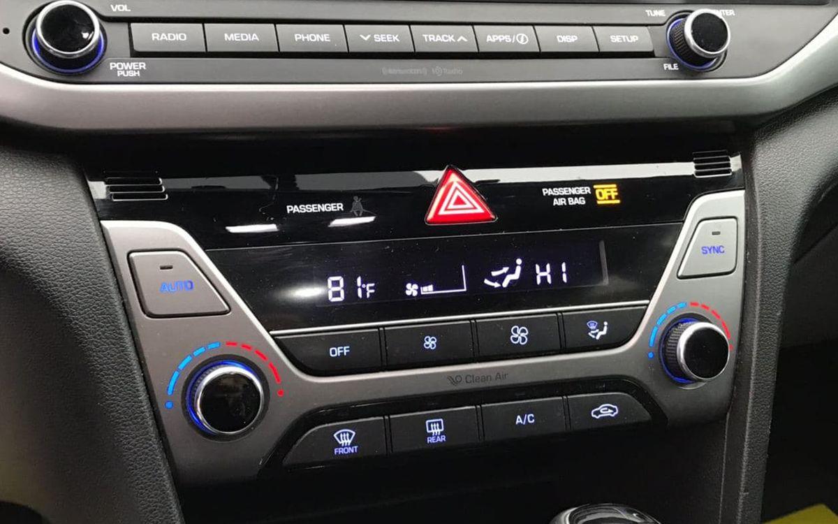 Hyundai Elantra SE 2017 фото №16