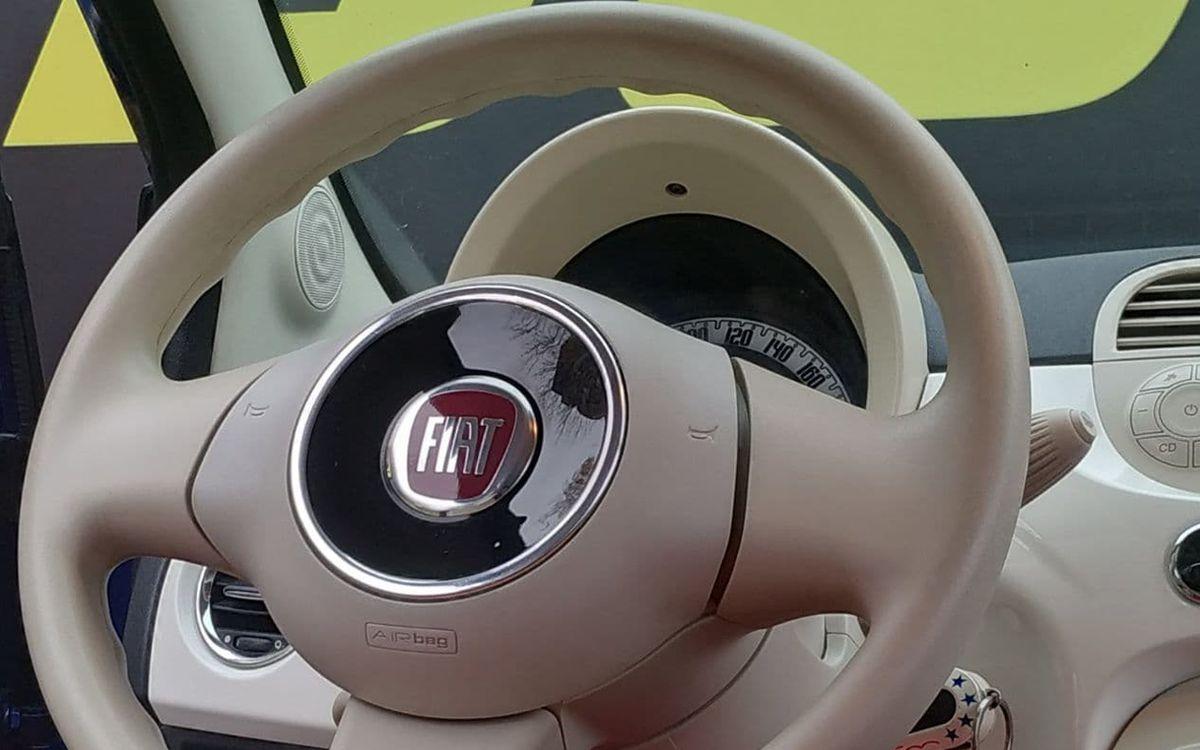 Fiat 500 2012 фото №13