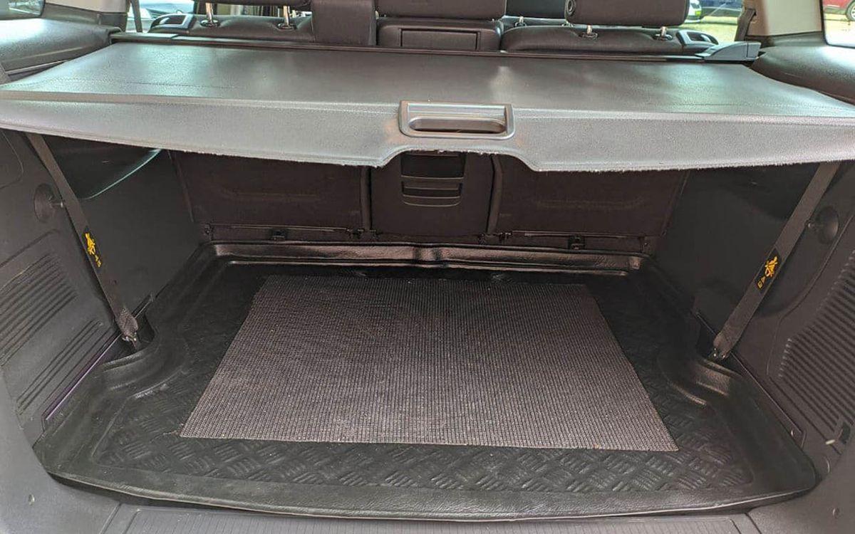 Opel Zafira 2012 фото №19