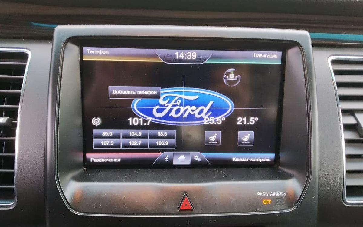 Ford Flex 2014 фото №13