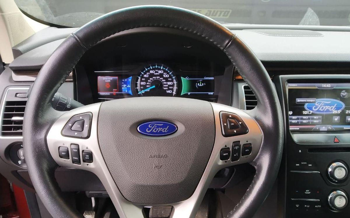 Ford Flex 2014 фото №14