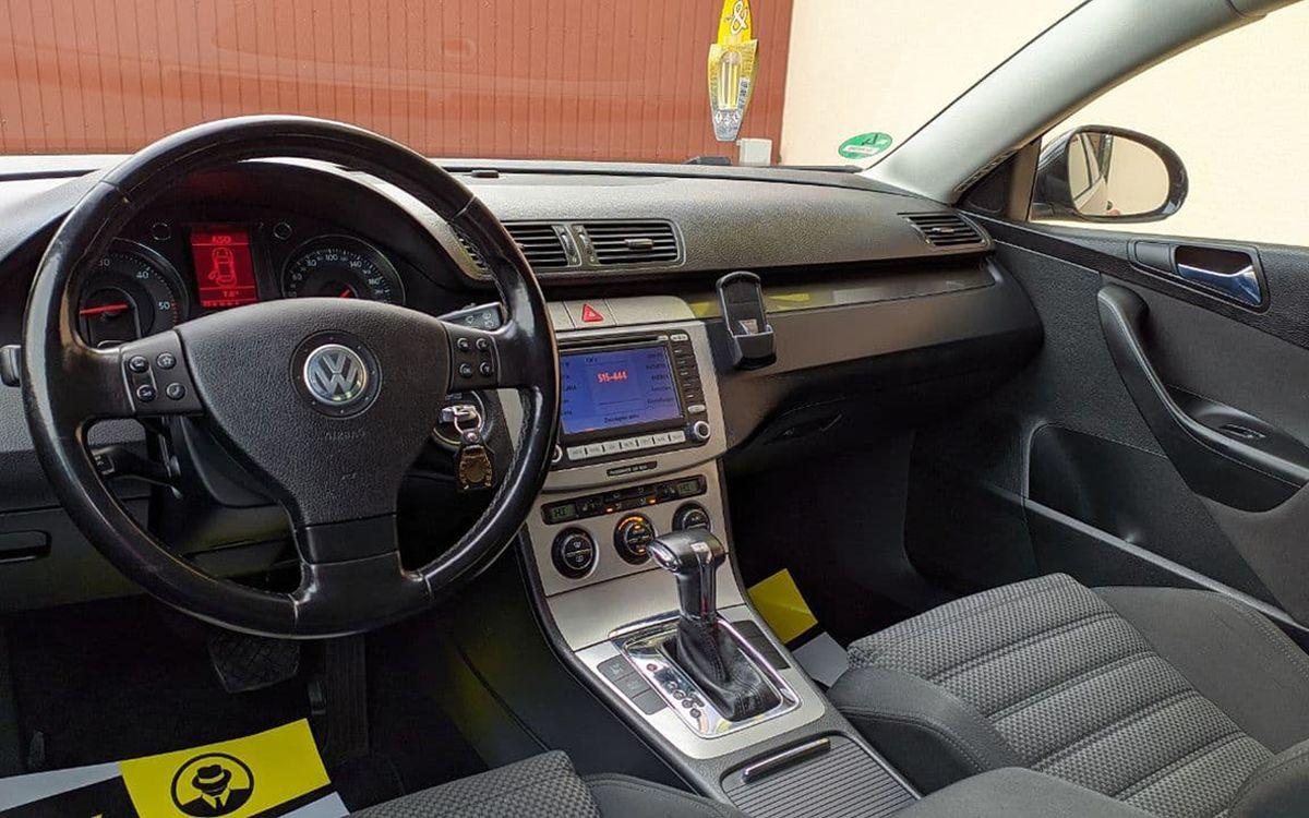 Volkswagen Passat B6 2007 фото №16