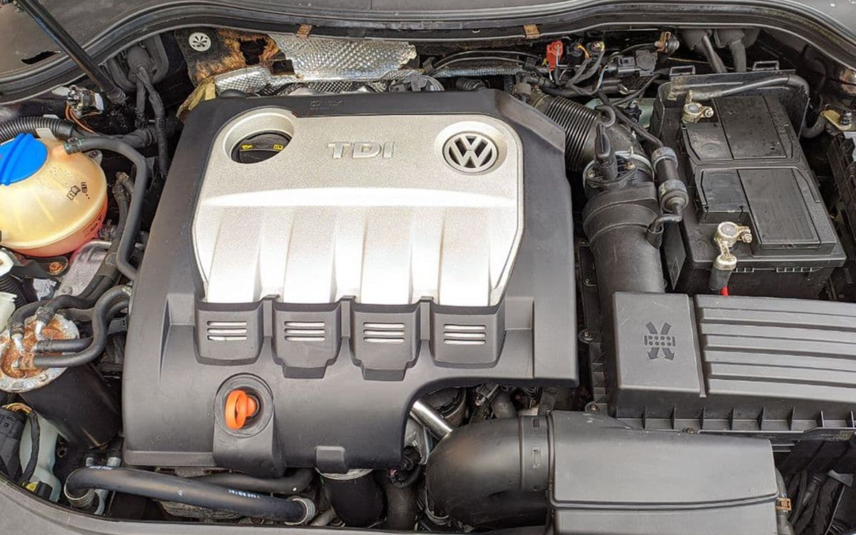 Volkswagen Passat B6 2007 фото №20