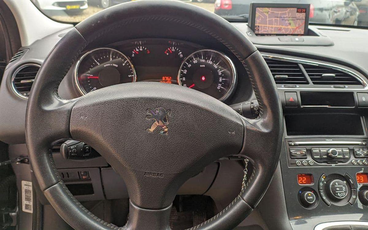 Peugeot 3008 2011 фото №13