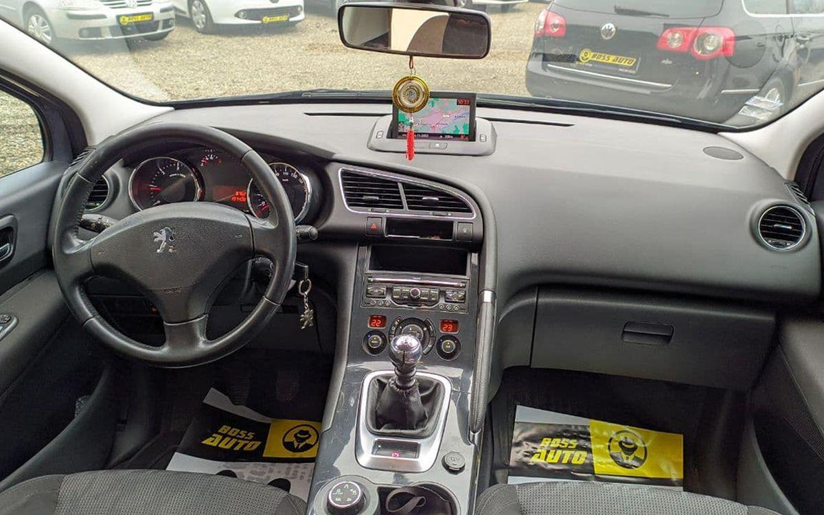 Peugeot 3008 2011 фото №15