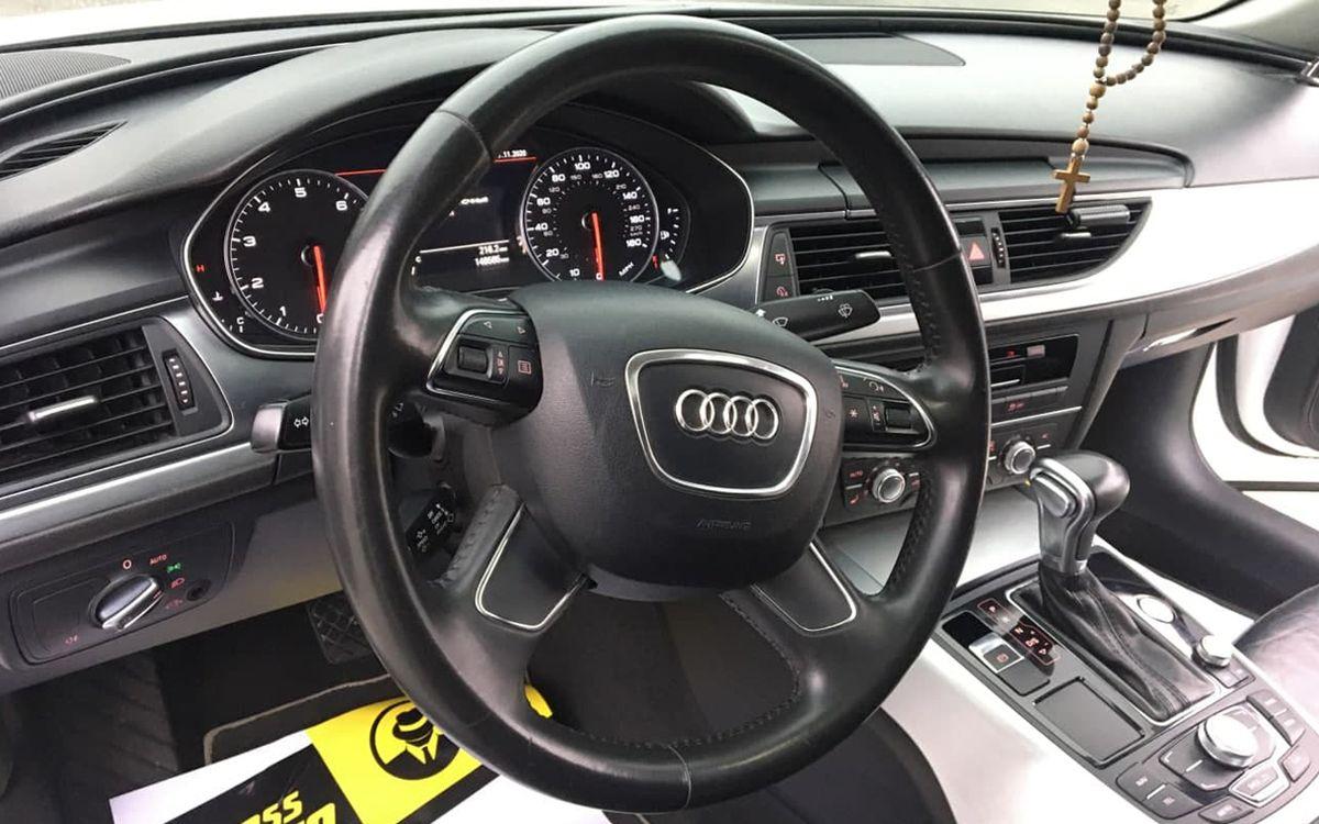 Audi A6 2013 фото №14