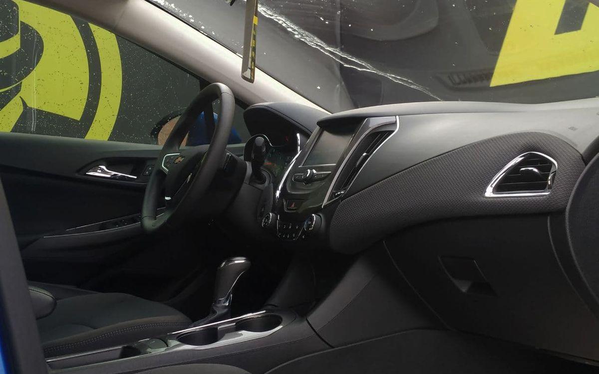 Chevrolet Cruze LT 2016 фото №14