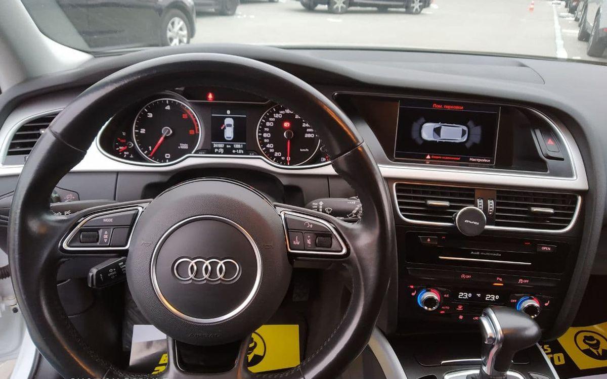 Audi A4 Allroad 2015 фото №14